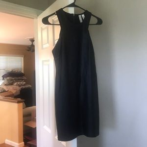 Forever 21 Exclusive Leather Dress